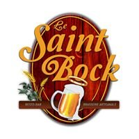 Le Saint-Bock - Brasserie Artisanale