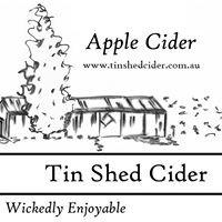 Tin Shed Cider