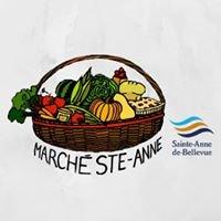 Marché Ste Anne