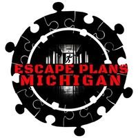 Escape Plans featuring Trapped in a Room with a Zombie