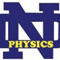 University of Notre Dame Physics