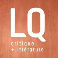 Lettres québécoises
