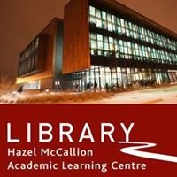 University of Toronto Mississauga - Library