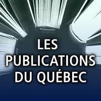 Publications du Québec - Centre de services partagés du Québec