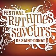 Festival Rythmes et Saveurs de Saint-Donat
