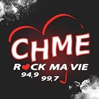 CHME Rock ma vie