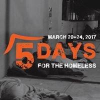 5 Days for the Homeless - Niagara, ON.