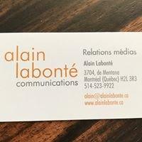 Alain Labonté Communications