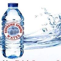 Supreme Spring Water