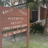 Baker County Historical Society
