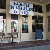 Family Billiards & Cafe
