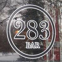The 283 Bar