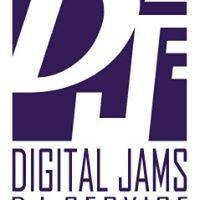 Digital Jams DJ Service