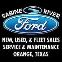 Sabine River Ford in Orange