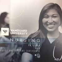 Vanguard University Nursing Program