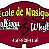 École de Musique Sullivan & Whyte