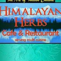 Himalayan herbs indian restaurant .