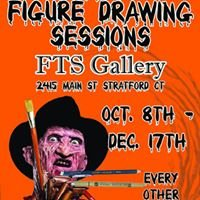 Figure Drawing Sessions at FTS Gallery