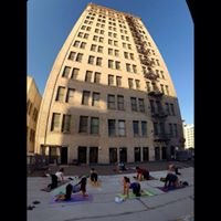 Downtown Rooftop Yoga