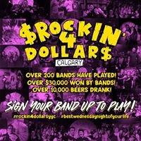 Rockin' 4 Dollar$ Calgary