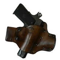 Cold Forge Gun Leather