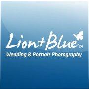 Lion & Blue