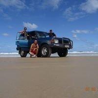 Fraser Island 4WD Hire - Fraser Magic