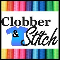 Clobber and Stitch - Logo Embroidery