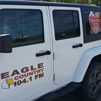 Eagle Country 104 KBVC