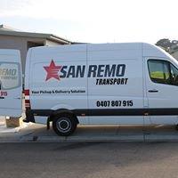 San Remo Transport