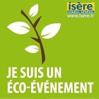 Le Département de l'Isère - Pack éco-événement
