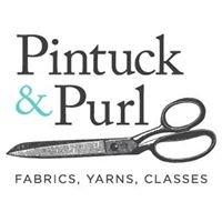 Pintuck & Purl