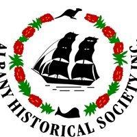 Albany Historical Society Inc