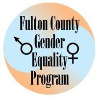 Fulton County Gender Equality Program