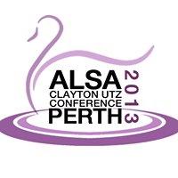 ALSA Conference (Perth) 2013