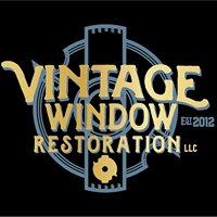 Vintage Window Restoration