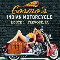 Cosmo's Indian Motorcycle