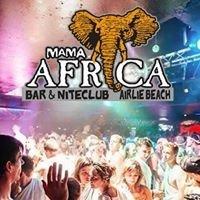 Mama Africa Bar & Nightclub Airlie Beach