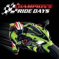 Champion's Ride Days