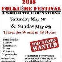 Folklore Festival - Thunder Bay