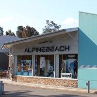 Alpine Beach Surf Snow Ride