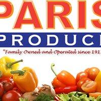 Paris Produce Co. Inc.