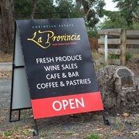 La Provincia Cafe and Bar