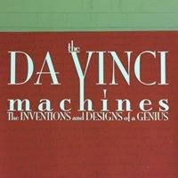 Leonardo Davinci Exhibit Tennant Creek