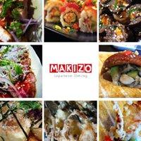 Makizo modern Japanese restaurant