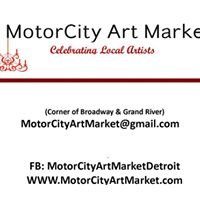 Motor City Art Market