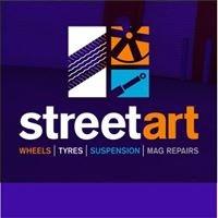 Street Art Wheels