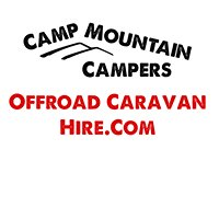 Camp Mountain Campers Off Road Caravan Hire