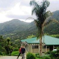 Waiotemarama Falls Lodge, Hokianga, NZ