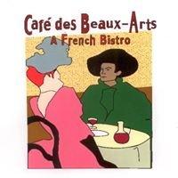 Cafe' Des Beaux-Arts